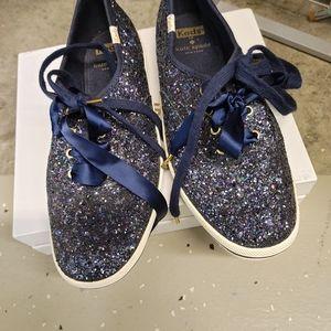 Kate Spade Keds Sequin Sneaker